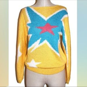 Sweaters - Vintage Star Sweater